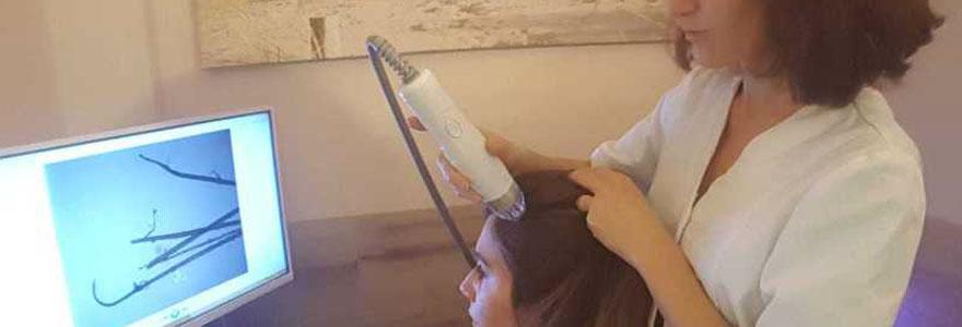 clinique de cheveux